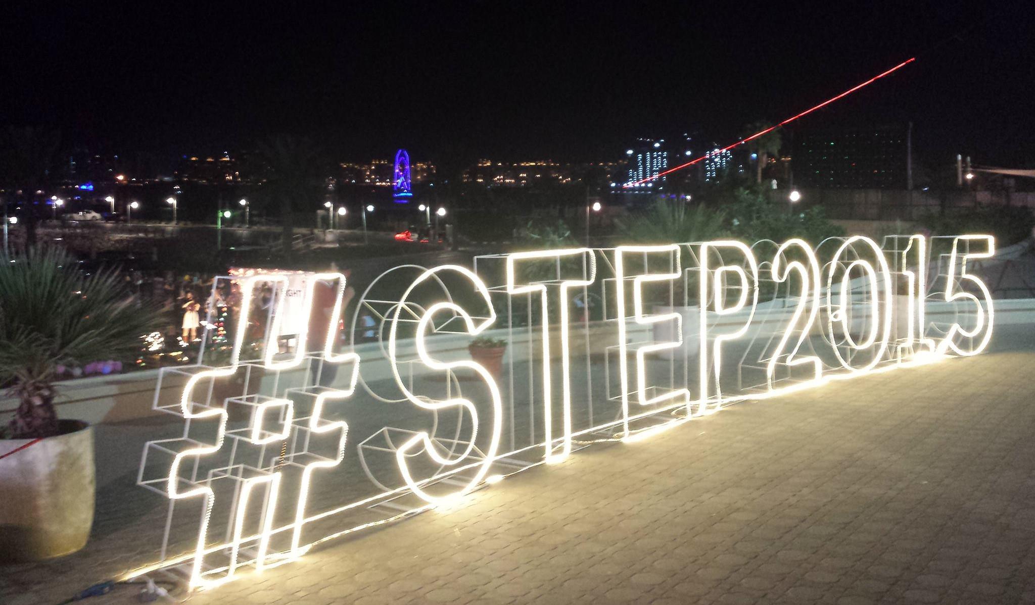 STEP 2015