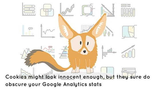 Cookies from Google Analytics