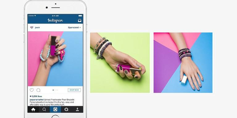 Dynamic ads on instagram