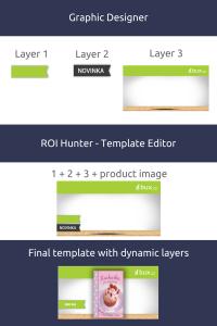 Graphic designer template