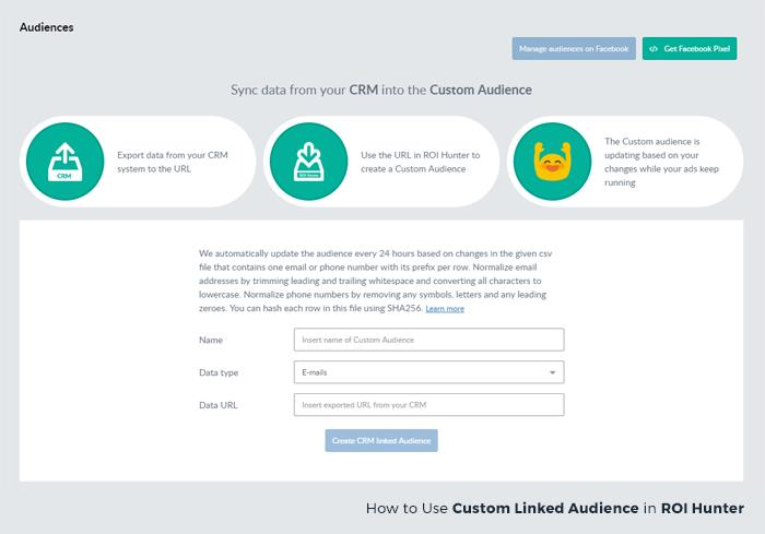 CRM Linked Audience
