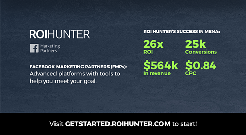 ROI Hunter Success in MENA
