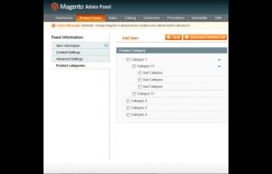 product feed magneto roi hunter admin panel 6
