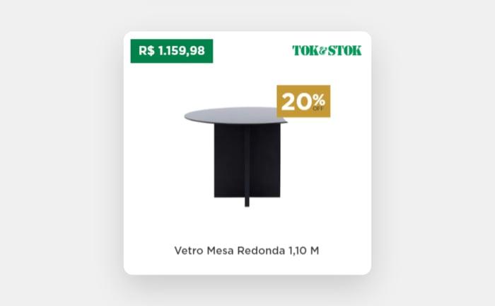 tok stok example