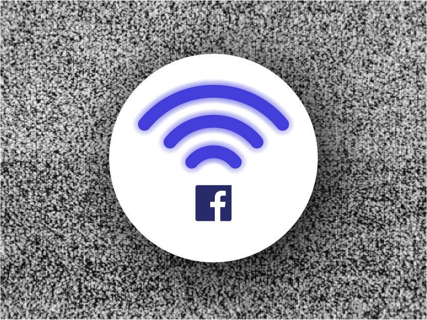 Facebook signal strength